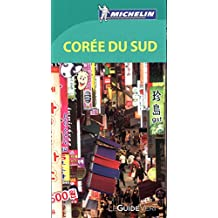 Guide Vert Corée du Sud Michelin