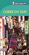 Guide Vert Corée du Sud Michelin par Michelin