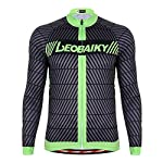 51jeVMiiaqL. SS150 Aooaz Abbigliamento da Ciclismo Tuta da Ciclismo a Manica Lunga Camicia da Ciclismo Tuta da Ciclismo Accessorio per…