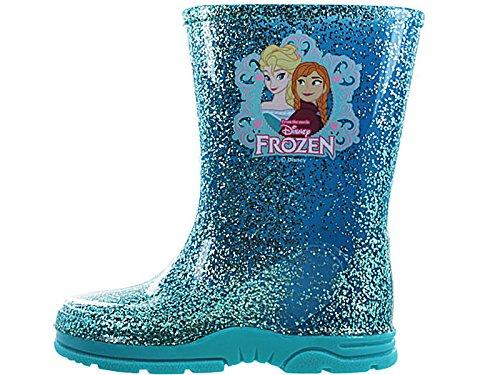 Foster Footwear - stivali da neve / stivali Wellington Ragazzi da ragazza' Unisex per bambini , rosa (Frozen: York), 28 EU Gioventù