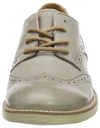 Froddo M&AumlDchen Girls Shoes Beige G4130049-1 Brogue Schnürhalbschuhe - 4
