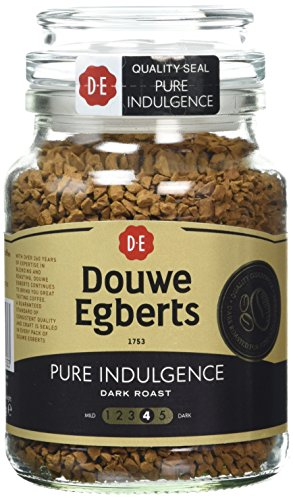 Douwe Egberts Pure Indulgence Instant Coffee 95 g (Pack of 6) 51jeZH TigL