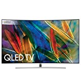 Image of Samsung Qe55q8camt 55 Smart 4k Ultra Hd Hdr Curved Qled Tv