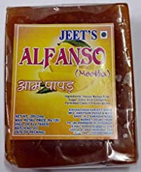 Alphanso Aam Papad - Pack of 2-400 GMS