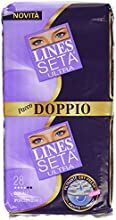 Lines Seta Ultra Quadripack - Compresas ultraabsorbentes con alas (112 unidades)