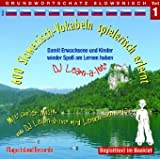 600 Slowenisch-Vokabeln spielerisch erlernt - Grundwortschatz Teil 1: Damit wir und unsere Kinder wieder Spaß am Lernen haben. Mit cooler Musik von DJ ... 99g, in deutscher und italienischer Sprache.