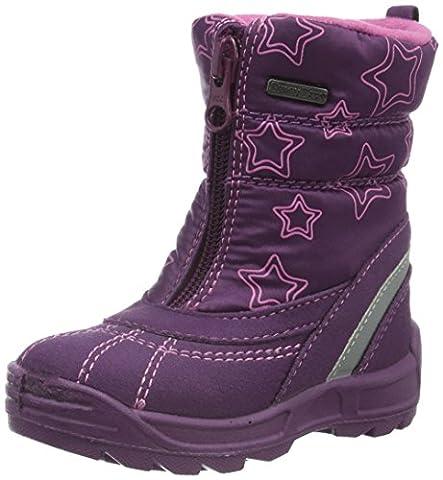 Richter Kinderschuhe Mädchen Freestyle Schneestiefel, Violett (Berry/Lollypop 3801), 23 EU