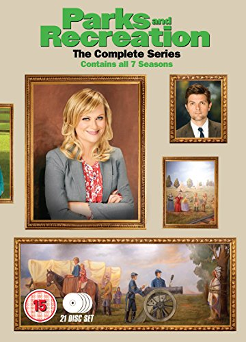 Parks & Recreation - Seasons 1-7: The Complete Series (21 disc box set) [DVD] [UK Import]