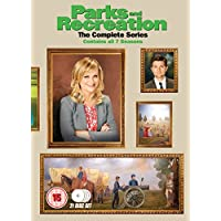 Parks & Recreation - Seasons 1-7: The Complete Series