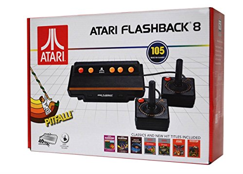 Foto Atari Flashback 8 Classic (105 giochi)