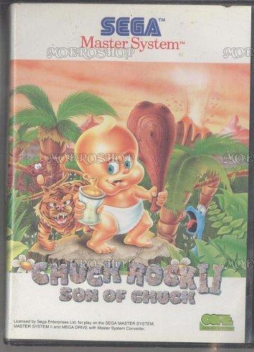 Chuck Rock II - Master System - PAL