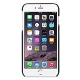 Melkco Kooso Card Slot Back Cover für Apple iPhone 6 Plus 14 cm (5,5 Zoll) Cross Pattern schwarz/grau