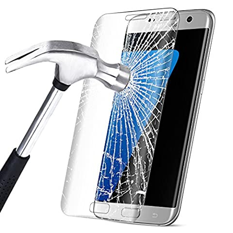 Film Protection Samsung S7 Edge - SENDIS Film Protection d'écran en Verre Trempé