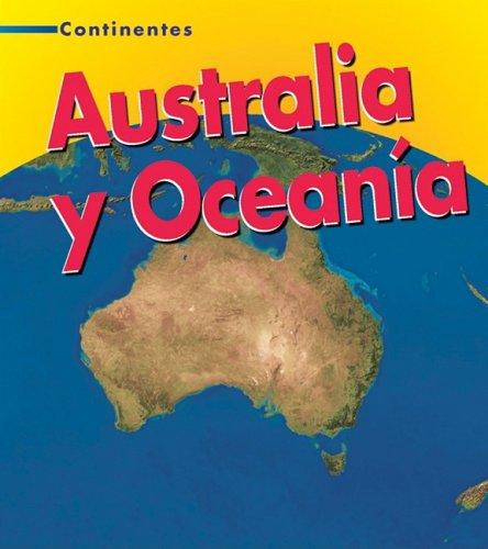 Australia y Oceania / Australia and Oceania (Continentes / Continents) por Mary Virginia Fox