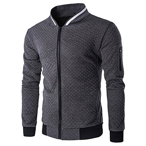 Clearance Sale [S-2XL] ODRDღ Hoodie Männer Sweatshirt Herren Plaid Sports Sweater Outwear Sweatjacke Parka Cardigan Lässige Mantel Kapuzenpulli Pulli Pullover Langarmshirts Jacke Hooded Anzug Blazer Park Plaid