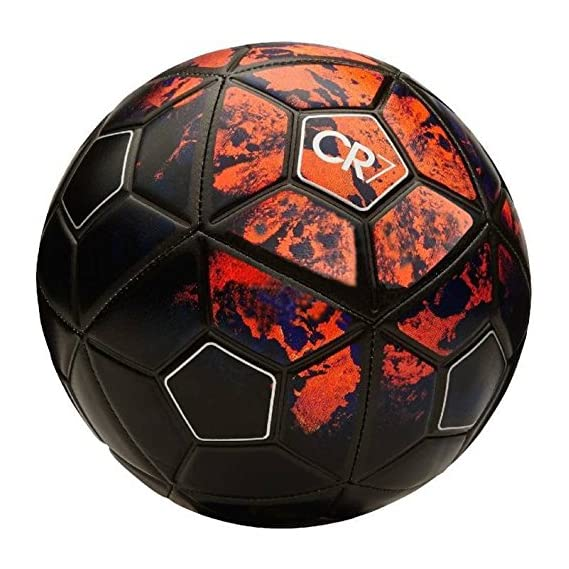 HEUREUX Red CR7 PVC Football (Size 5)