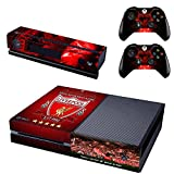 Liverpool Skin PS4 / Xbox ONE Vinyl Sticker Decal for Console & 2 Controllers Brand NEW (xbox one, Liverpool)