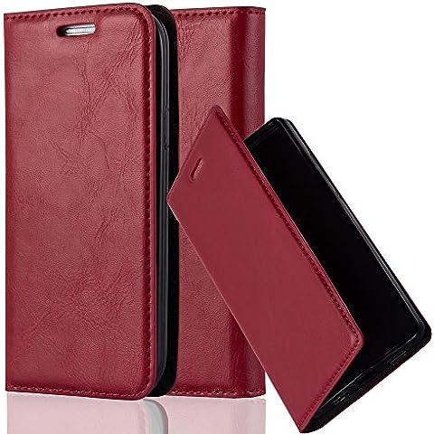 Cadorabo – Custodia Book Style per Samsung Galaxy S4 MINI