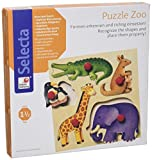 Selecta 62046 Puzzle Zoo