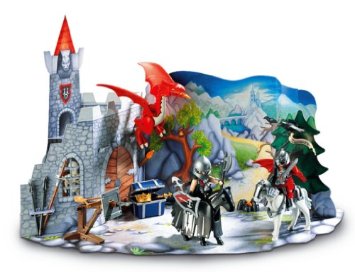 Imagen principal de Playmobil 4160 - Calendario de Navidad