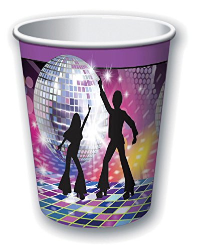 (Forum Novelties x77975 Disco Becher, mehrfarbig, one size)