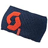 Scott Herren Stirnband Team 20 Denim Blue/Tomato red
