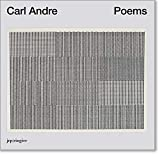 Carl Andre - Poems