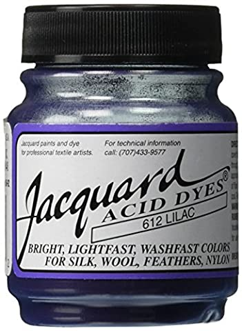 Jacquard Products Lilac -Jacquard Acid Dyes, Acrylic, Multicolour