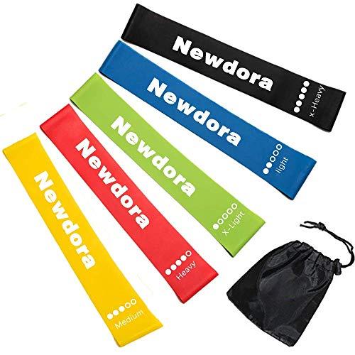 Newdora Bandas Elasticas de Fitness