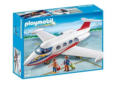 Playmobil- Summer Fun Avión de Vacaciones