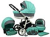 Raff Alu System Kinderwagen Babywagen