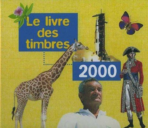 Le livre des timbres 2000