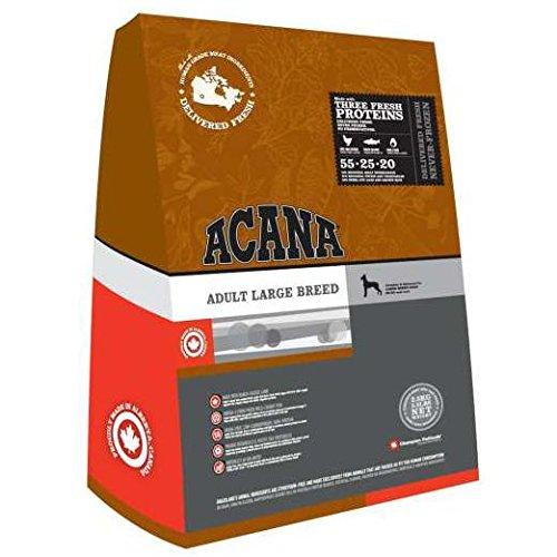 Acana Adult Large Breed, 1er Pack (1 x 17 - Hundefutter Arcana