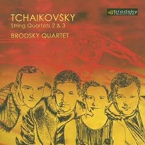 Tchaikovsky: String Quartets 2 & 3