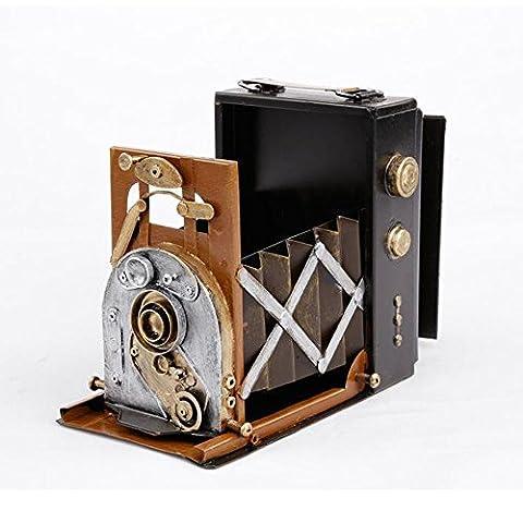 Ancaixin Retro Camera Handmade Iron Crafts Art Decoration Home Décor