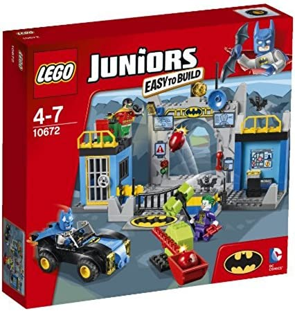 LEGO LEGO LEGO Juniors - 10672 - Jeu De Construction - BatFemme B00F3B2ZWW 062ba6