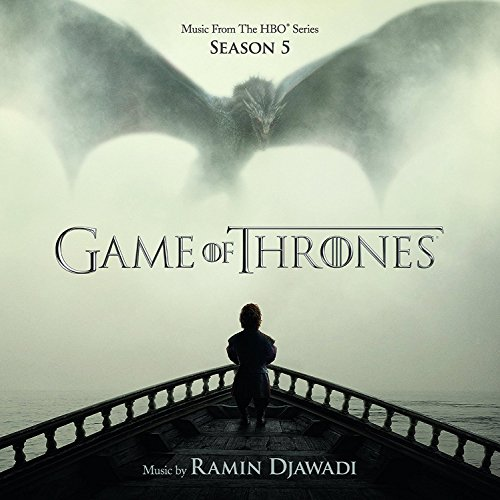 Game of Thrones Season 5 [Vinyl LP]