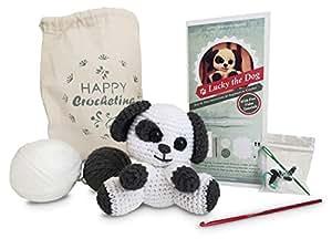 Make your Own Crochet Dog Kit
