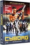 Cyborg - uncut (Blu-Ray+DVD) auf 999 limitiertes Mediabook Cover A [Limited Collector's Edition] [Limited Edition]