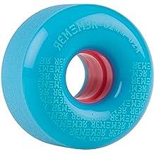 Recuerdo colectivo Pee Wee rueda Azul azul Talla:62 mm