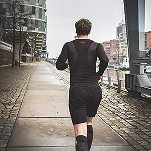 CEP – WINGTECH Shirt Short Sleeve für Damen | Sportshirt für ideale Haltung