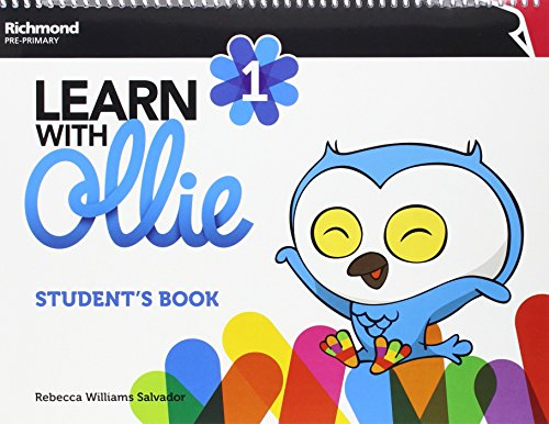 LEARN WITH OLLIE 1 STUDENT'S PACK - 9788466829632