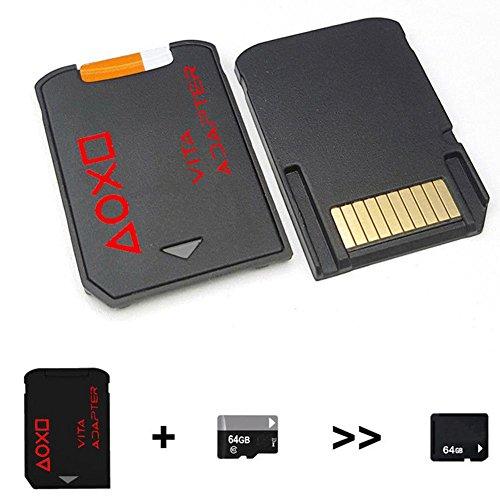 Calistouk Vita versión 3.0 PSVita Game Card Micro