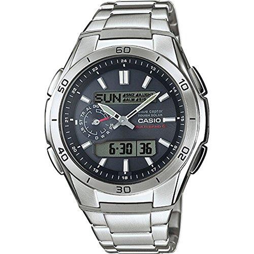Wave Ceptor Herren Armbanduhr WVA-M650D-1AER