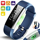 Aquarius AQ125HR Blue Touch Screen Fitness Activity Tracker - Best Reviews Guide
