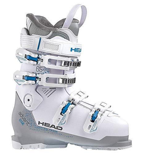 HEAD Damen Advant Edge 65 Skischuhe, Anthracite/Black, 255