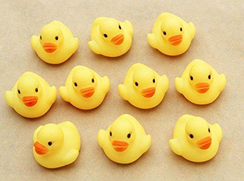Ouneed Nueva docena (12) de pato de goma patito Ducke Baby...