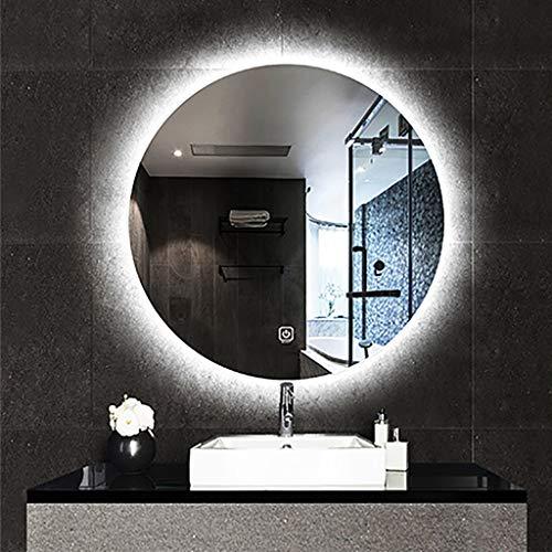 Espejo, Retroiluminado LED Iluminado Baño A Prueba
