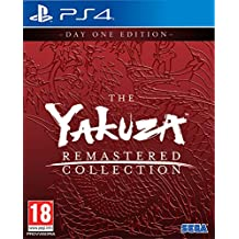 The Yakuza Remastered Collection - Day-One - PlayStation 4