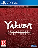 The Yakuza Remastered Collection : Day One Edición
